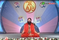 Swami Ramdev Ji Yog For Constipation And Piles In English
