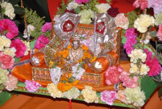 Pujya Shree Bhupendrabhai Pandya