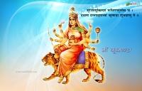 Mata Kushmanda-Fourth Avataar of Devi Laxmi