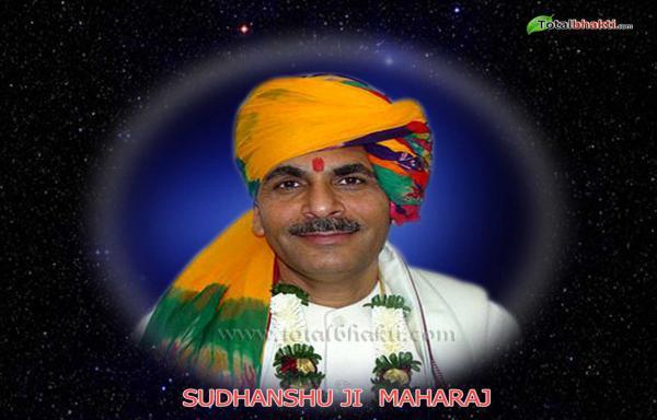 Sant Pujya Sudhanshuji