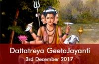Shri Dattatreya Jayanti